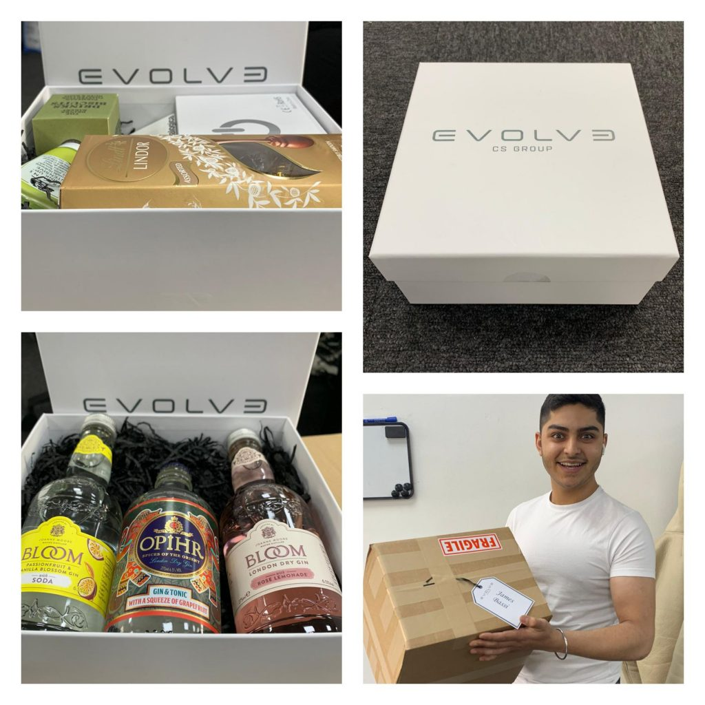 Evolve CS Group - The Gift Box People