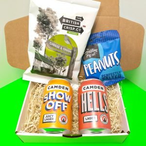 Option 1 Beer - The Gift Box People